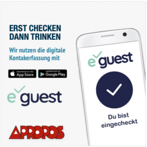 eguest webseite apro